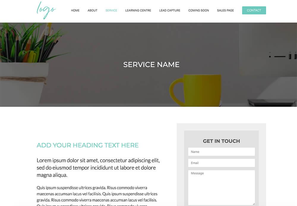 service-template