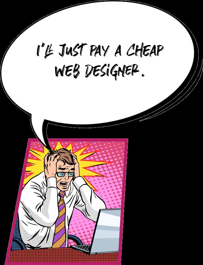 Cheap Web Designer